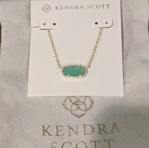 NEW Kendra Scott Elisa Necklace